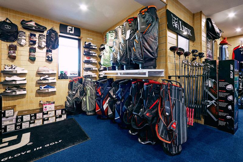 Horam Park Golf Club Pro Shop