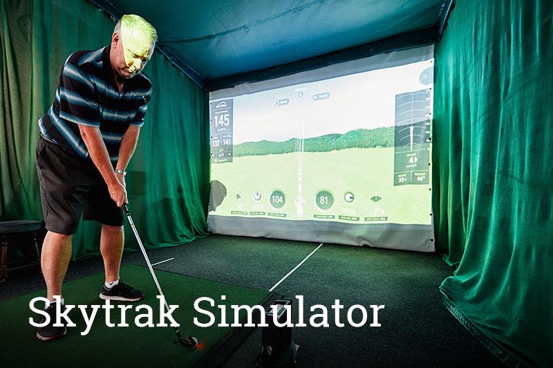 Skytrak Simulator