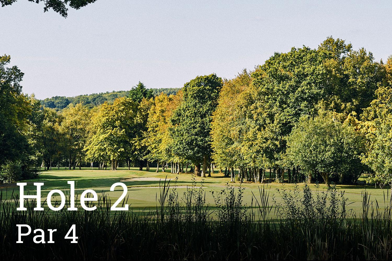 Horam Park Golf Club Hole 2