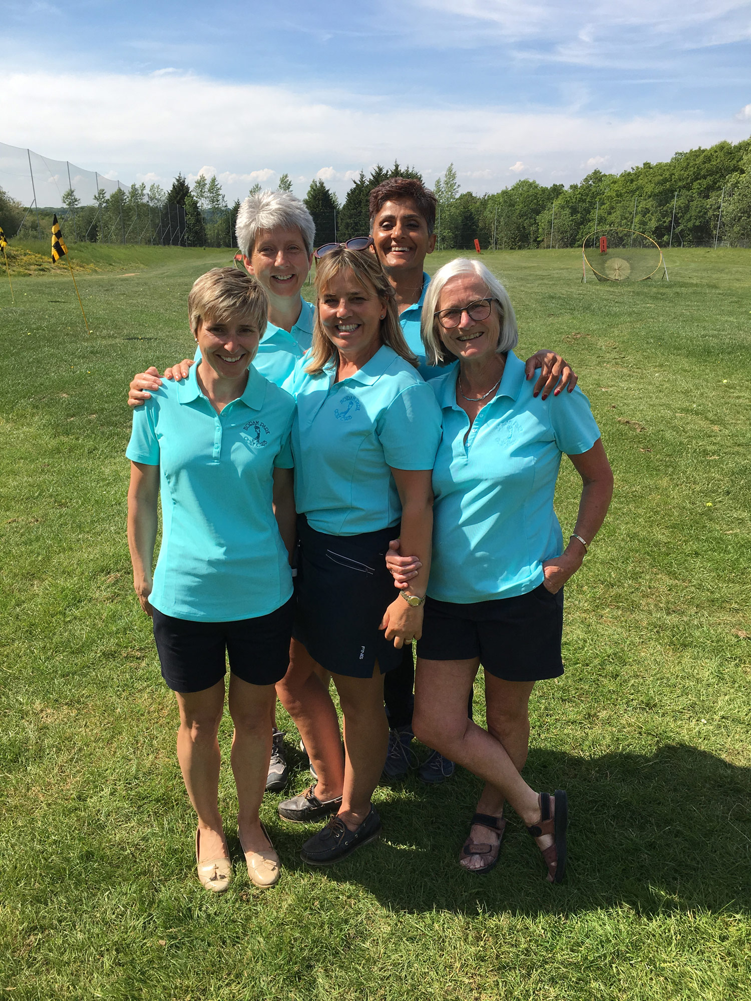 Ladies Golf Team