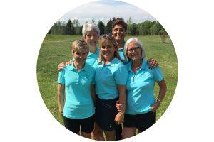 Ladies Golf at Horam Park